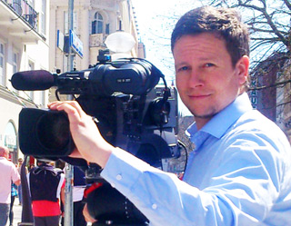 Armin Bichler von Stadtsportal.TV - Videoproduktion & SEO-Agentur in München
