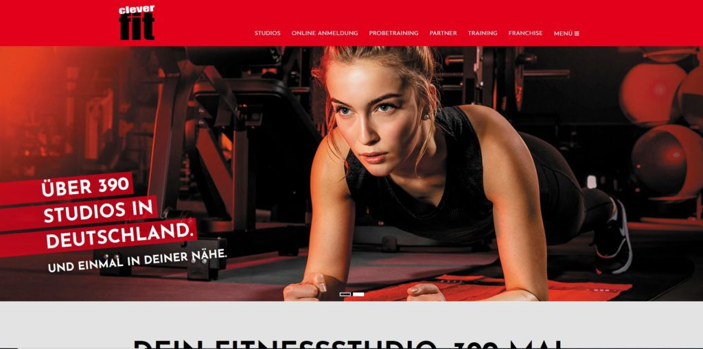 Fitnesstudio münchen nord clever fit
