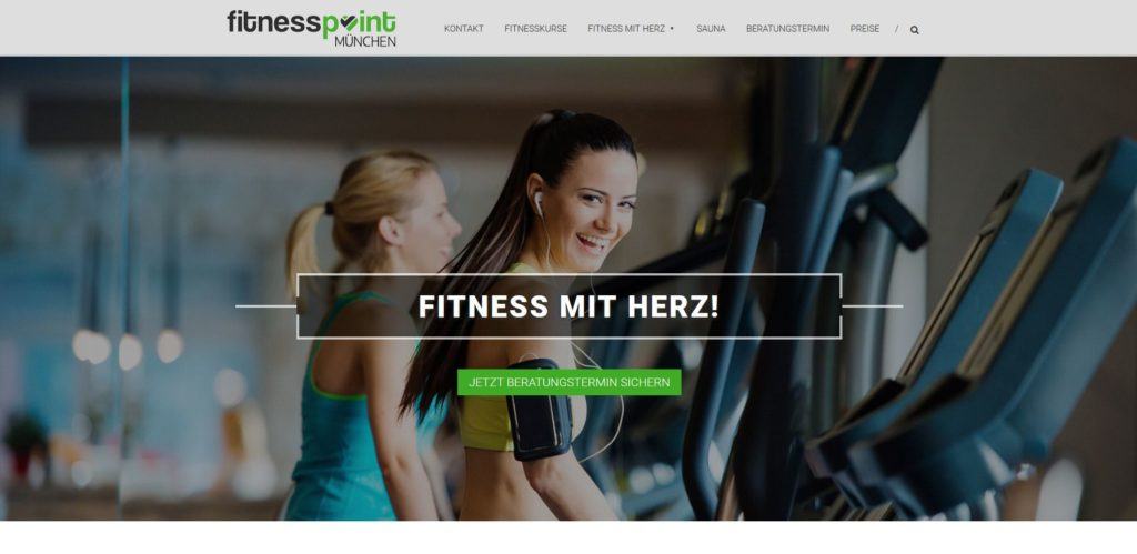 Fitnessstudio münchen Nord FITNESS POINT