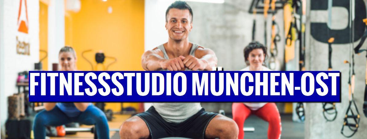 Fitnessstudio München-Ost