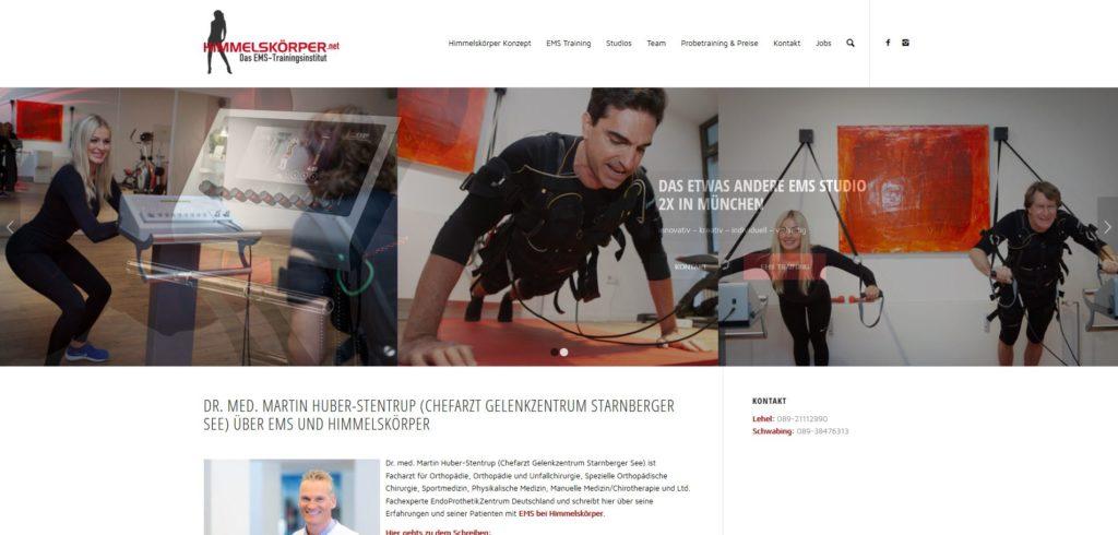 Fitnesstudio schwabing HIMMELSKÖRPER