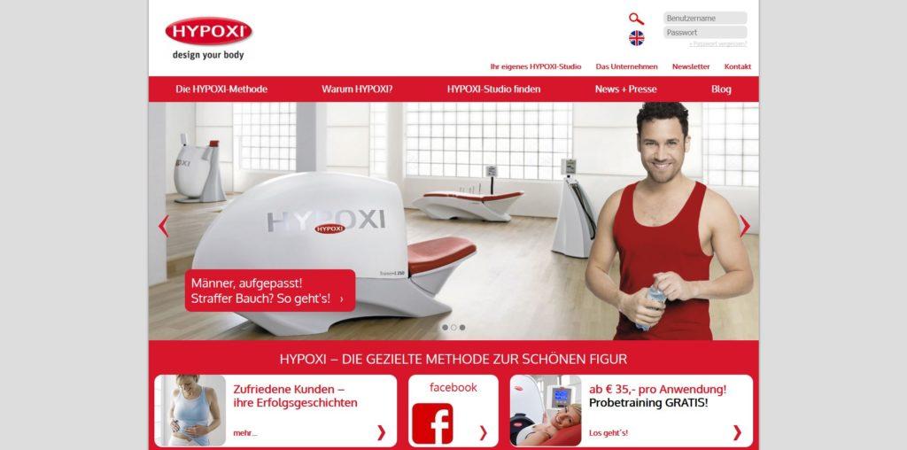 Fitnesstudio schwabing HYPOXI