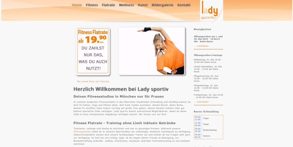 München Sendling lady_sporti