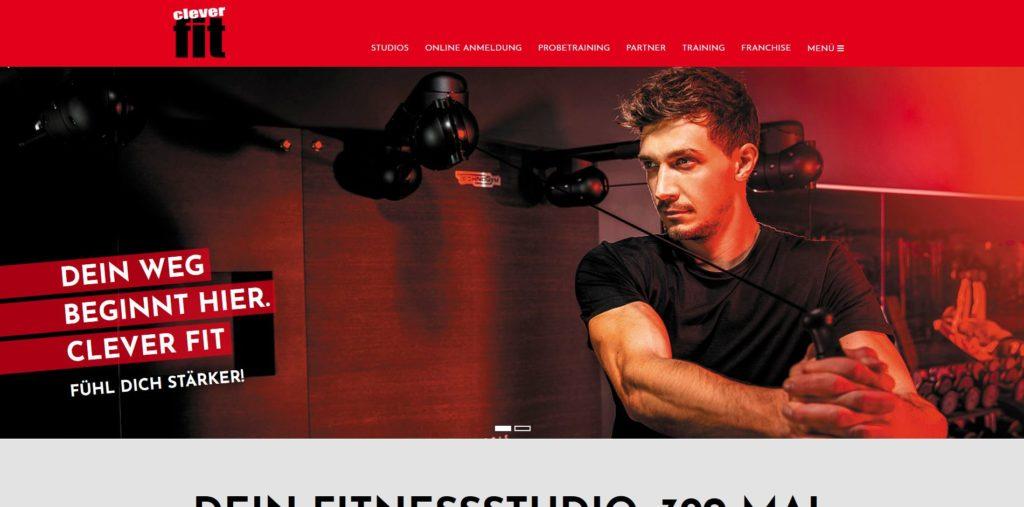 Fitnesstudio Schwabing CLEVER FIT