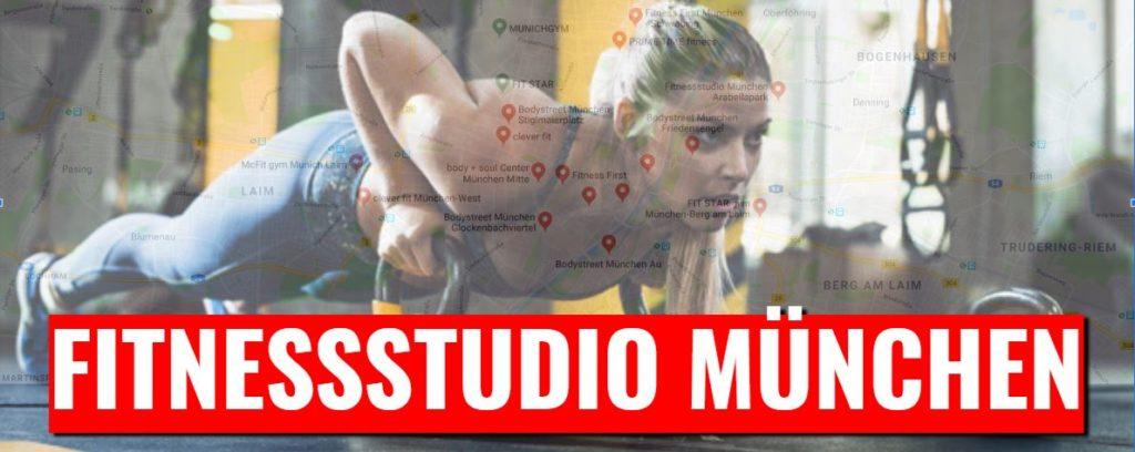 Fitnessstudio München
