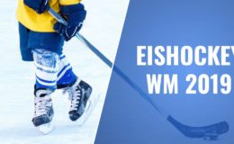 Eishockey WM 2019 in der Slowakei