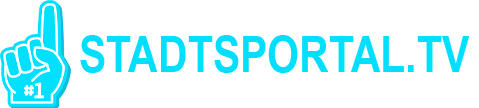 Stadtsportal TV Sport Marketing Logo