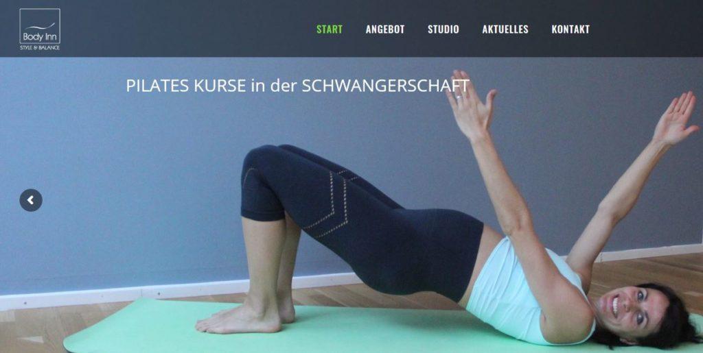 Pilates für Schwangere Body Inn