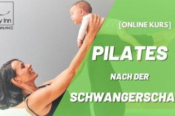 Pilates nach der Schwangerschaft - Online-Kurs
